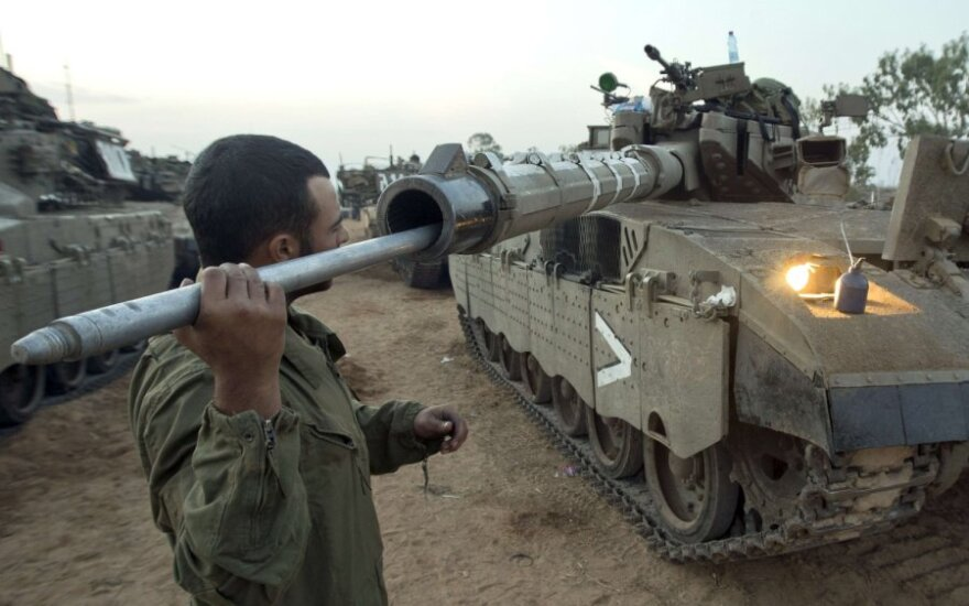 Izrael – strefa Gazy: cisza w zamian za ciszę
