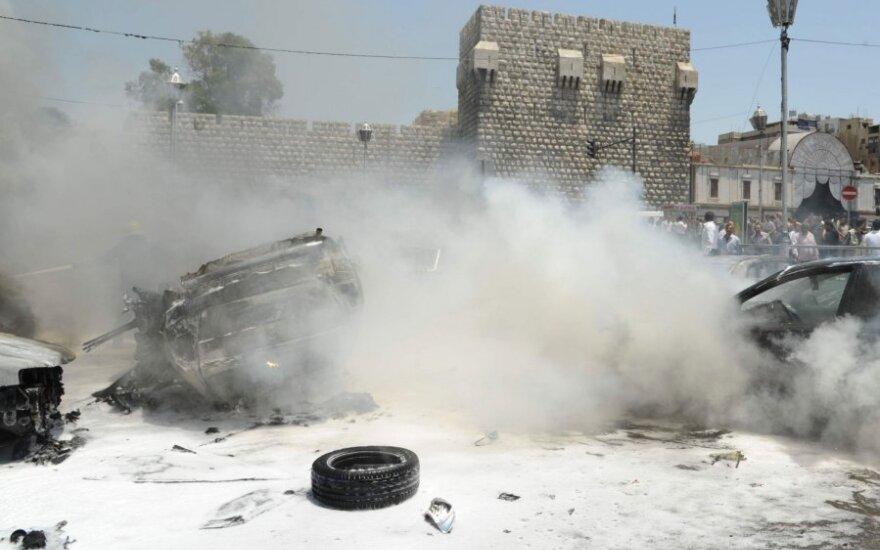 ООН: целью операции Дамаска в Тремсехе были повстанцы