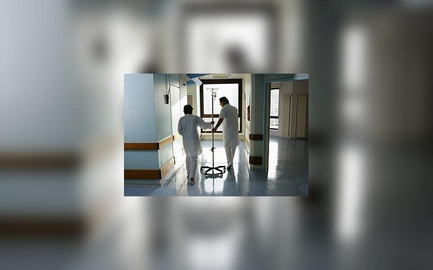 Из-за долгов больных в больнице моют раз в три недели