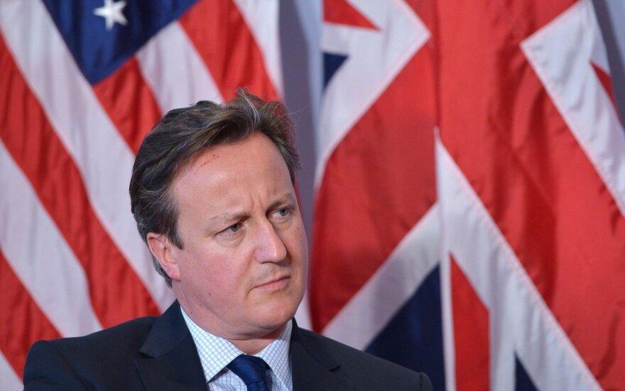Zaskakująca wypowiedź premiera Camerona do Polaków