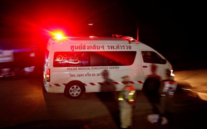 Greitoji pagalba, Tailandas