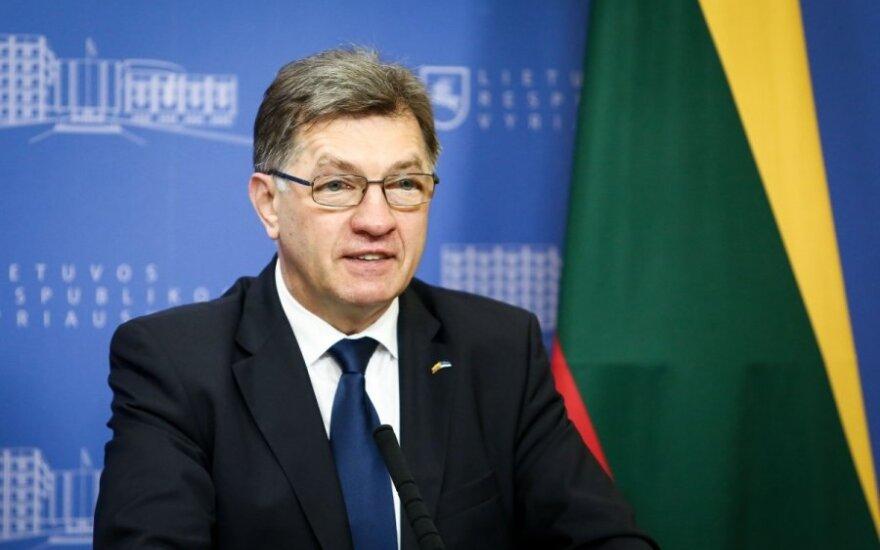 Премьер Литвы: мы доверяем лидерству США