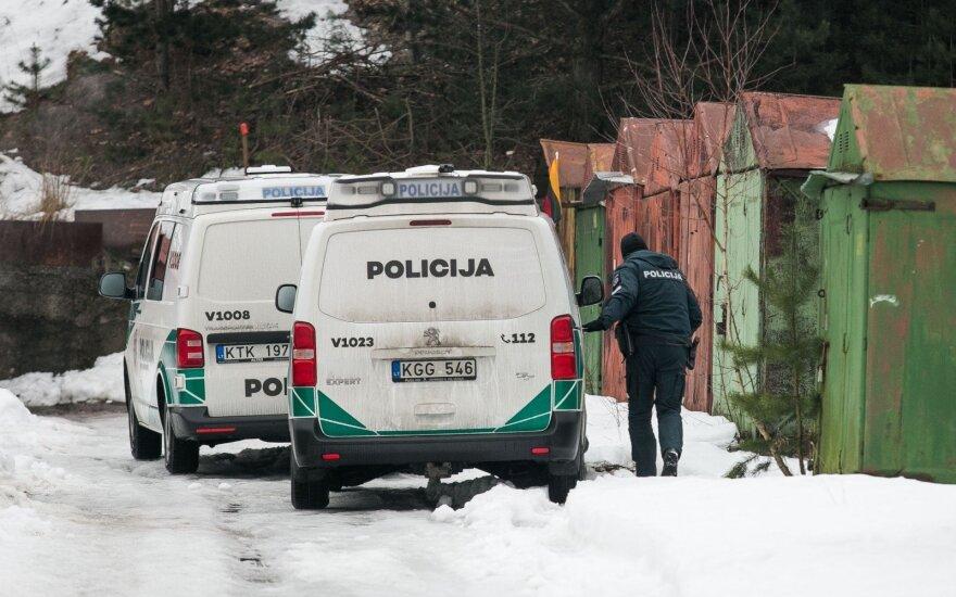 В столице обнаружено тело избитого мужчины