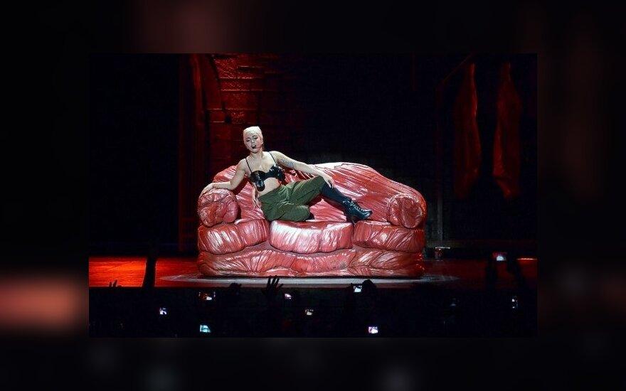 Lady GaGa chce nabrać ogłady