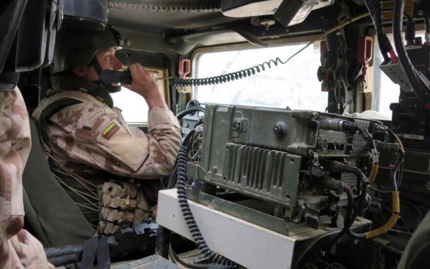После военного переворота в Мали военные из Литвы в безопасности, охрана баз усилена