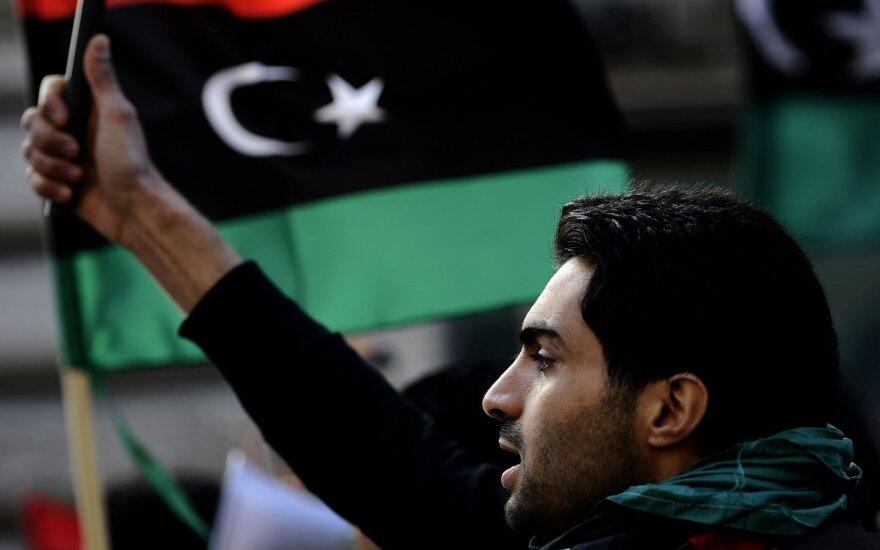 США и пять стран ЕС поддержали объединенное правительство Ливии