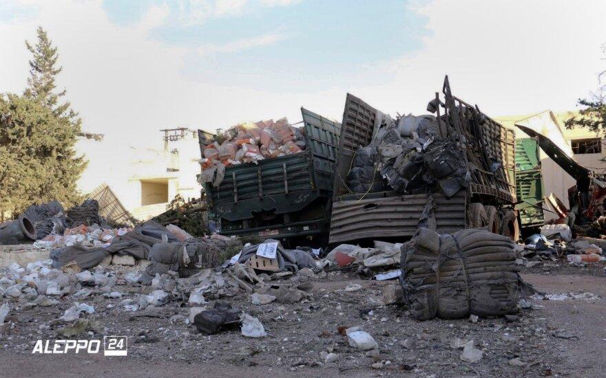 Пресса США: Россия погубила соглашение о прекращении огня в Сирии