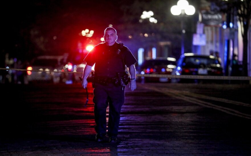 Šaudynės Ohajuje