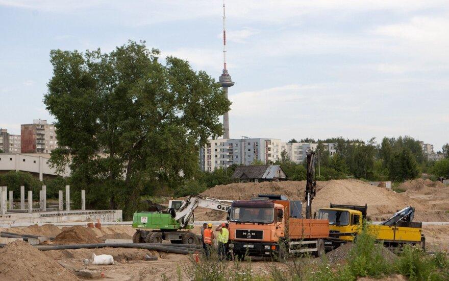 Тревожные сигналы: под угрозой строительство Вильнюсской окружной дороги