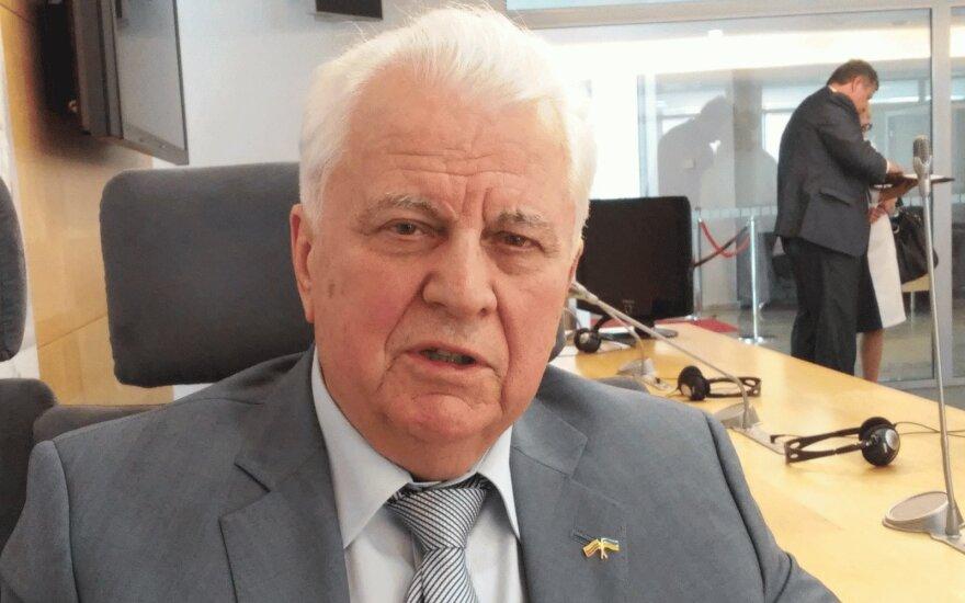 Кравчук заявил, что Россия уже втянула Крым в свою орбиту