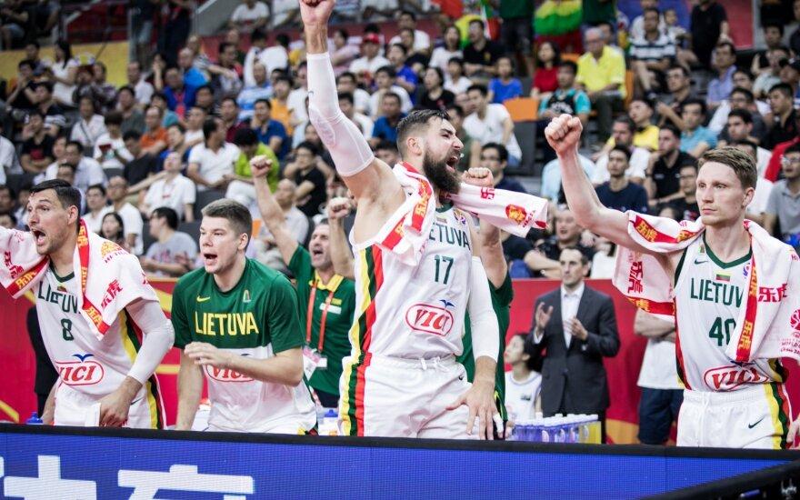 Литва победила Канаду и вышла во второй этап ЧМ по баскетболу