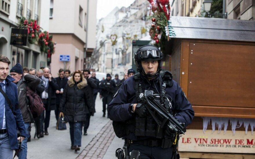 Страсбургский стрелок убит в ходе полицейской операции