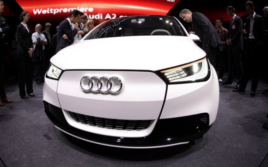 Audi отказались от производства нового поколения модели А2