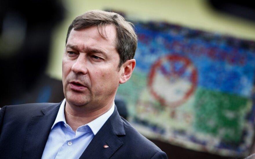 Vilniaus meras Artūras Zuokas