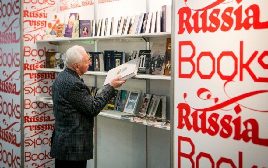 Litexpo: состоялось открытие национального стенда России