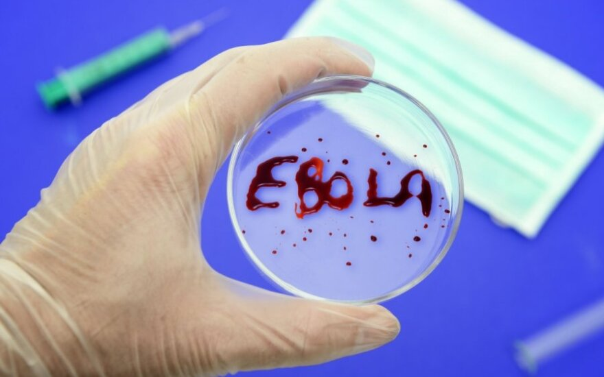 Сотрудник больницы в Техасе заразился Эболой от пациента