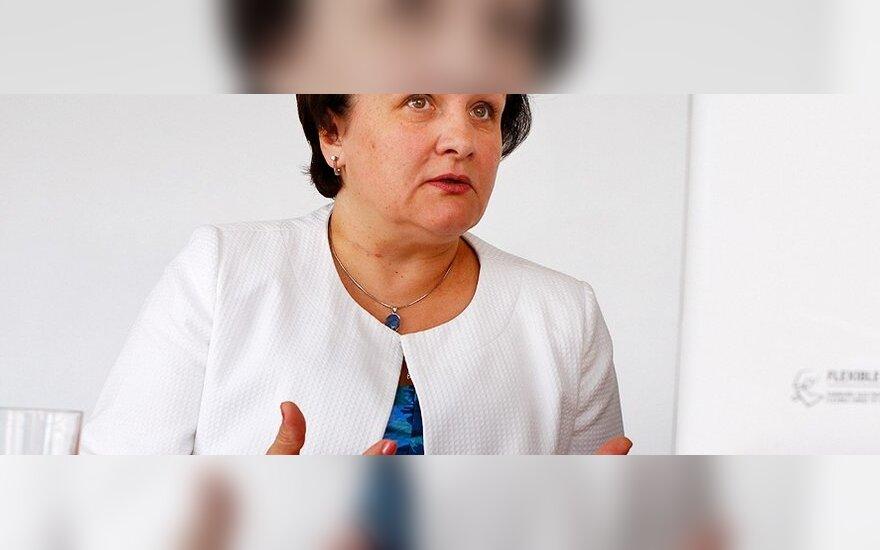 Андрикене: сначала освобождение политзаключенных, потом визы