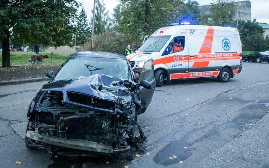Нетрезвый водитель столкнулся с Audi, пострадали два человека