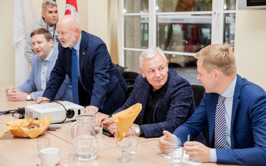 Главизбирком Литвы лишил Движение либералов госдотации в 400 000 евро