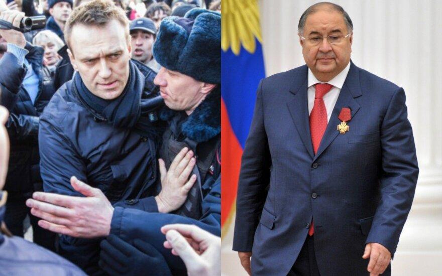Усманов объявил победителей конкурса мемов о споре с Навальным