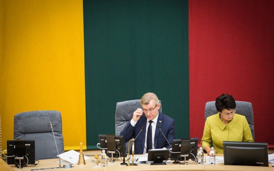 Сейм идет на сокращение со 141 до 101 депутата - в первом чтении поправки одобрили