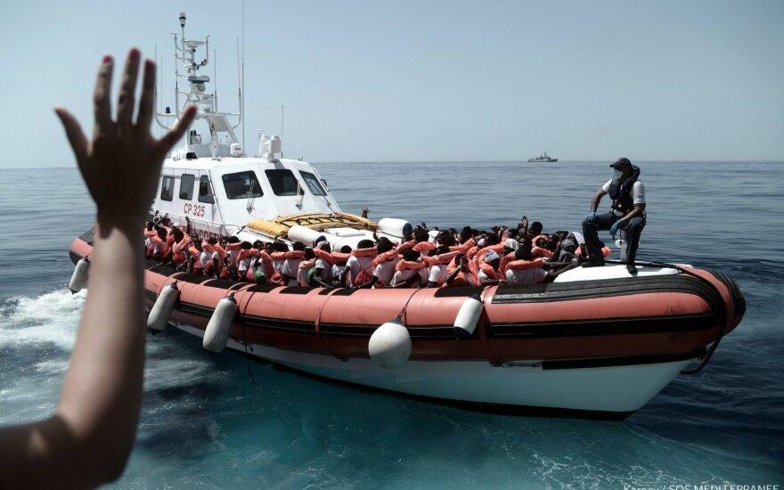 Приток мигрантов в Европу резко сократился