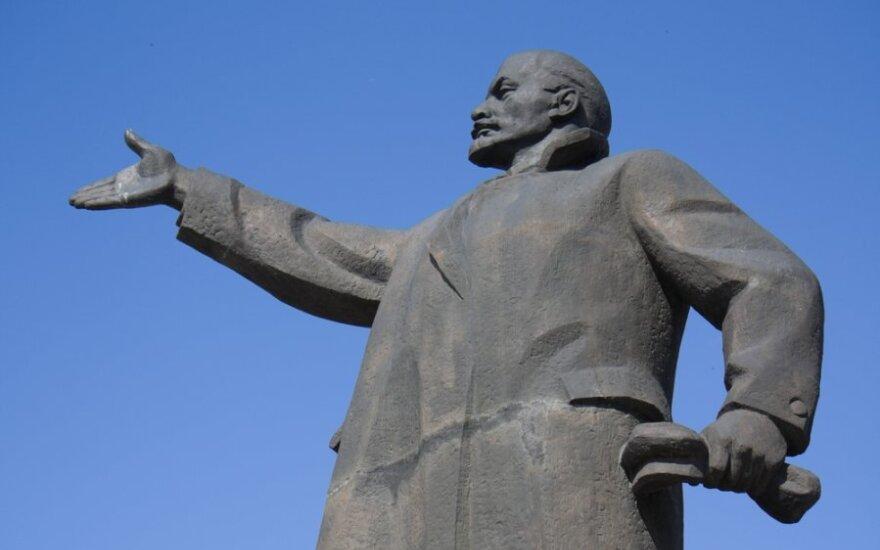 Украина: кто обезглавил Ленина?