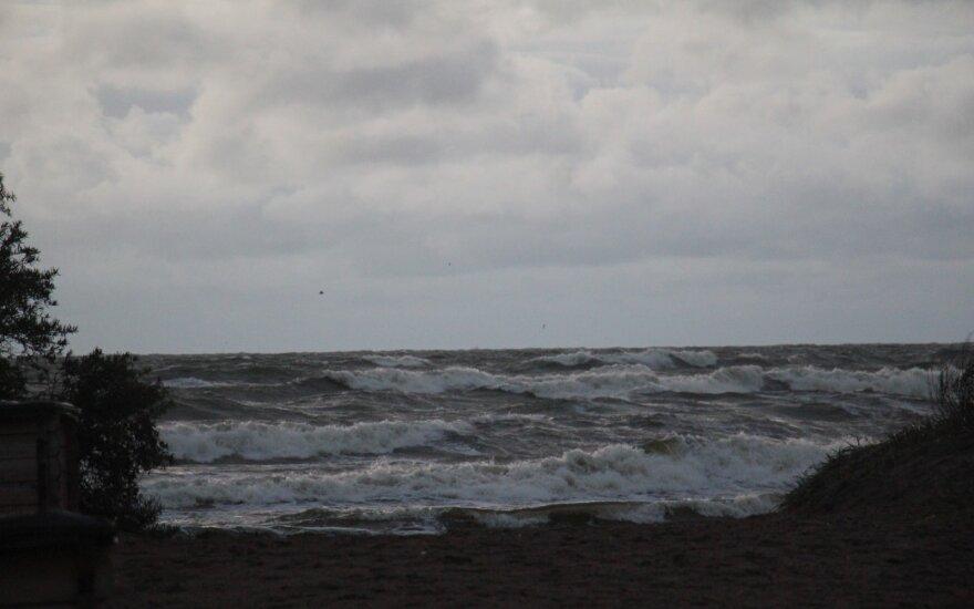 В Балтийском море обнаружены человеческие останки