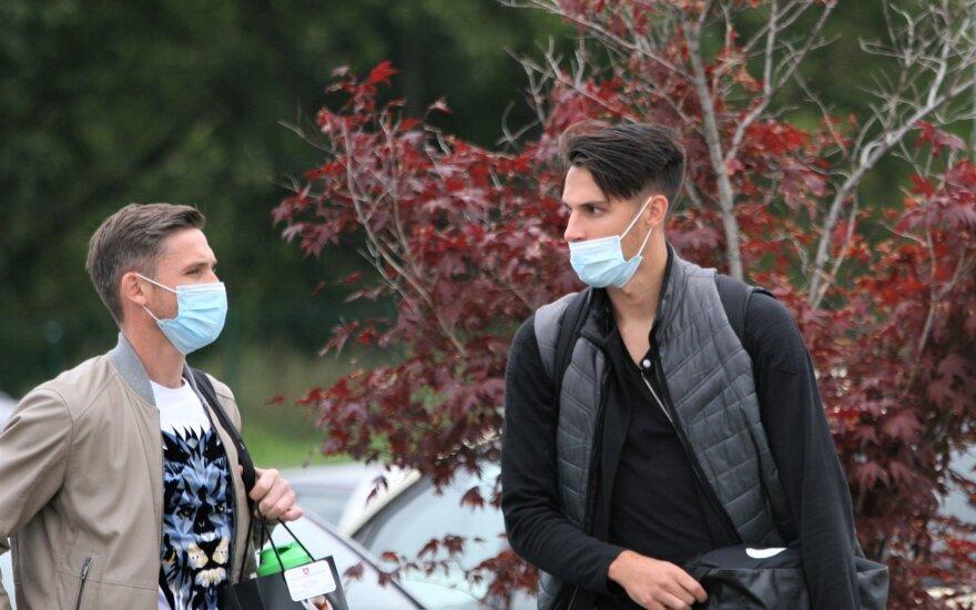 У футболиста сборной Литвы выявлен коронавирус