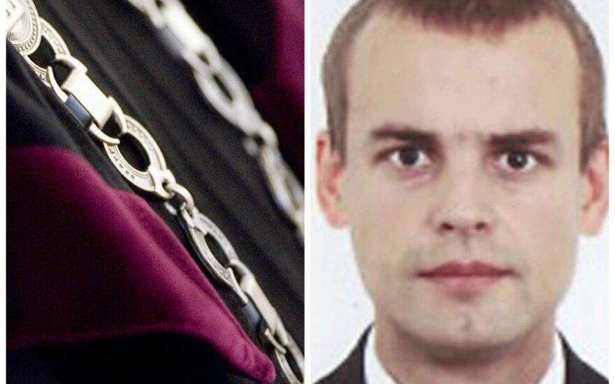 Уволенный за дружбу судья объявил войну президенту Литвы