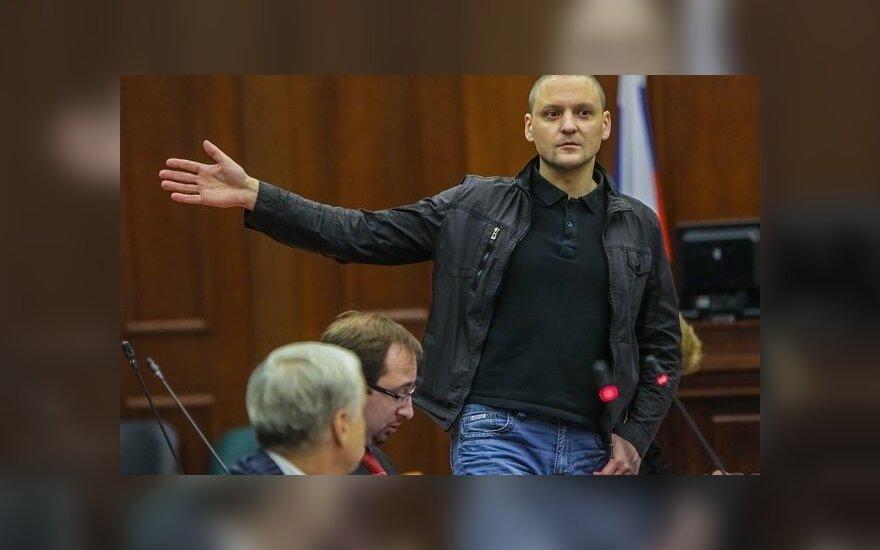 Удальцов и Развозжаев не признали вину, сочтя обвинение абсурдным