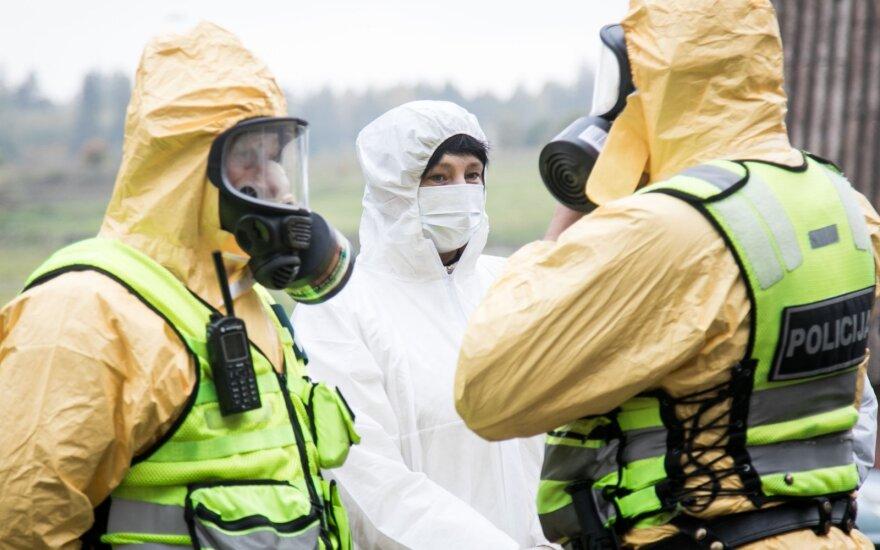 Отработка сценария аварии на Островецкой АЭС: в случае необходимости эвакуировать будут против воли