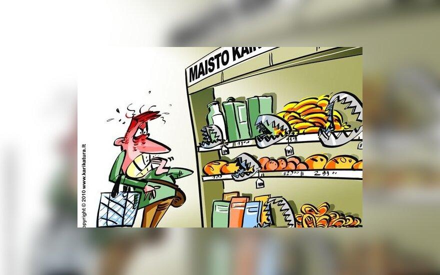 Литовский молочный рынок влияет на Латвию и Эстонию