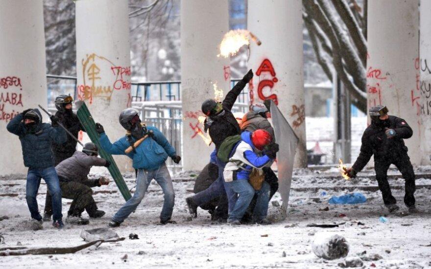 Protestai Ukrainoje