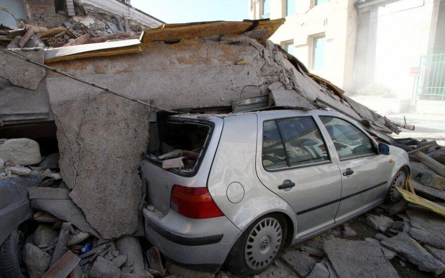 Число погибших в результате землетрясения в Италии достигло 267