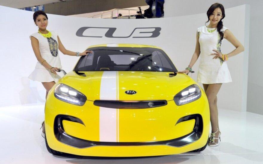 Kia показала дизайн будущих моделей на примере Cub