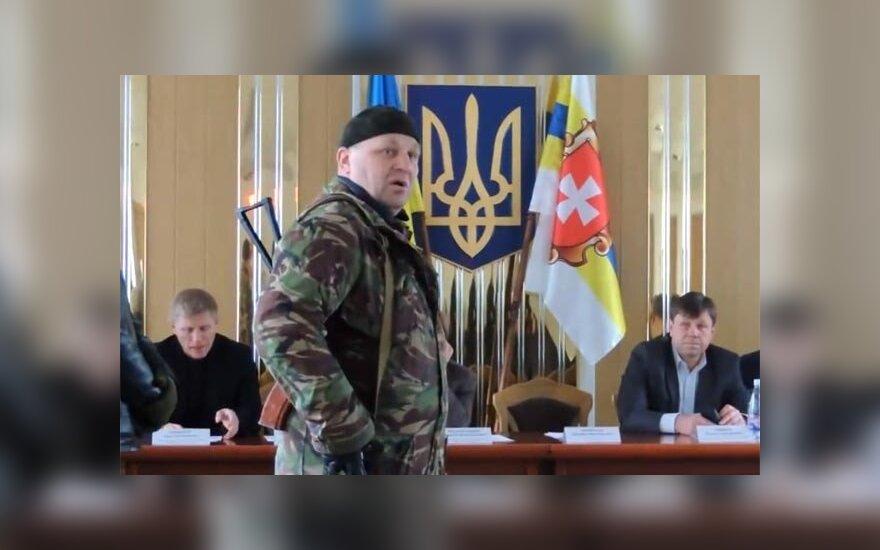 Верховная Рада Украины создала комиссию по расследованию гибели Сашка Билого