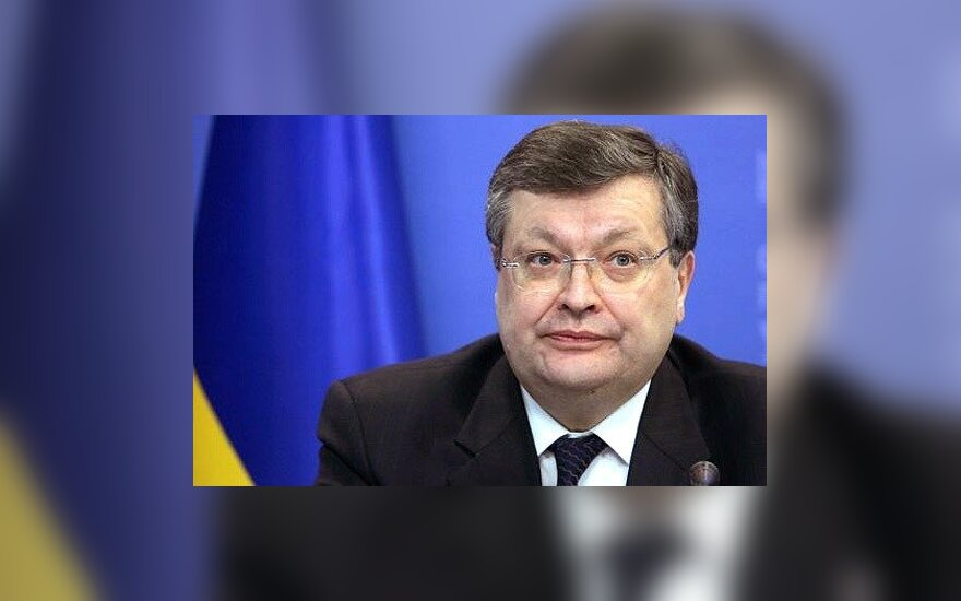 Вице-премьер Украины обсудит в Литве договор об ассоциации с ЕС