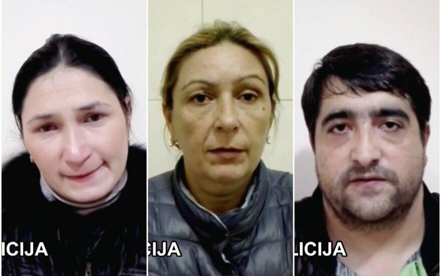 Убегавшие от полиции карманники из Беларуси сбили полицейского