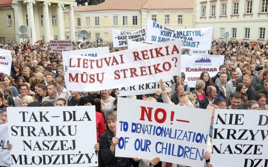 Litewski politolog: AWPL potrzebne jest napięcie pomiędzy Litwą a Polską