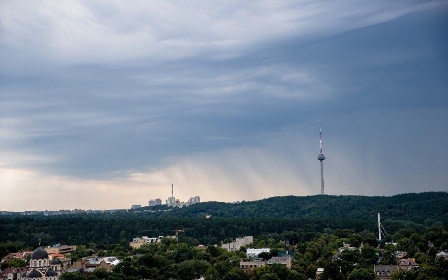 В Литве будет облачно, но тепло