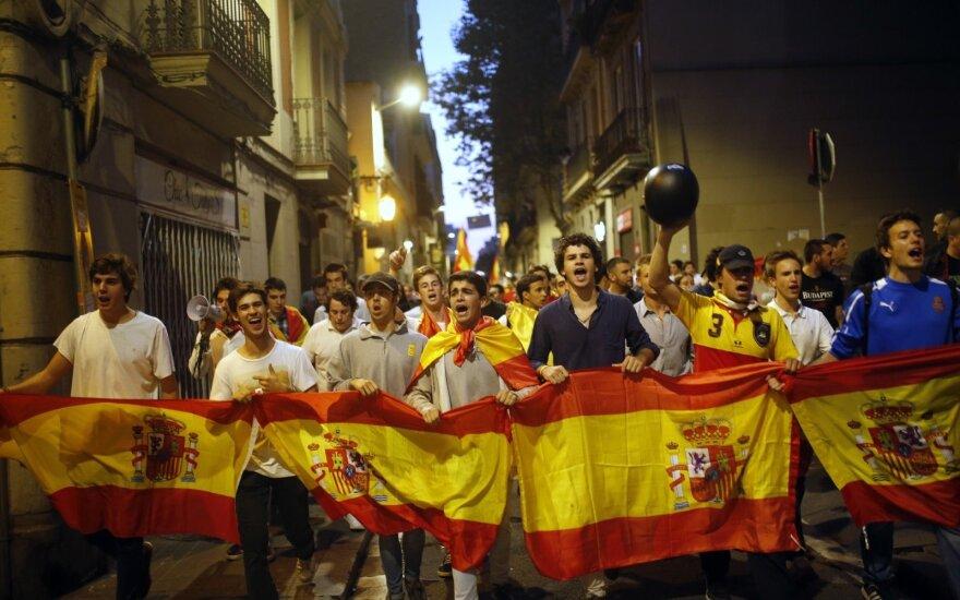 Франция не собирается признавать независимость Каталонии