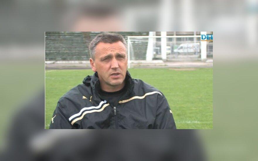Валдас Иванaускас: Дзагоев - будущее российского футбола