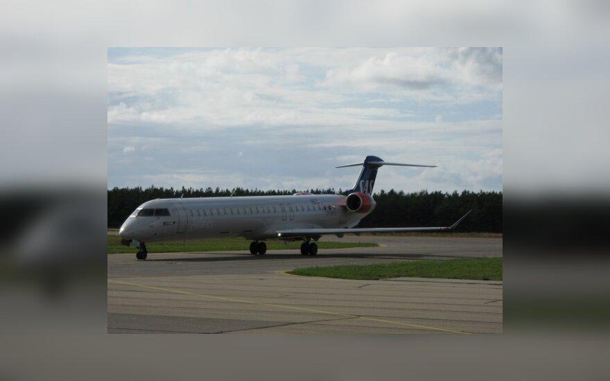 SAS возобновит маршрут Вильнюс – Копенгаген