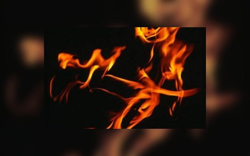 В республике Коми при пожаре погибли 25 пенсионеров