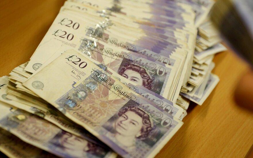 £40 млрд — в компост. Британия проводит крупнейшую в истории утилизацию банкнот