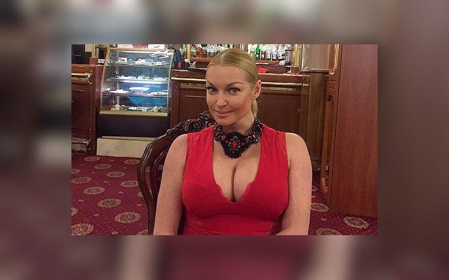 Волочкова порадовала фанатов топлес-фотосессией