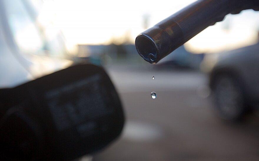 Из всех стран Балтии самый дешевый бензин по-прежнему в Литве