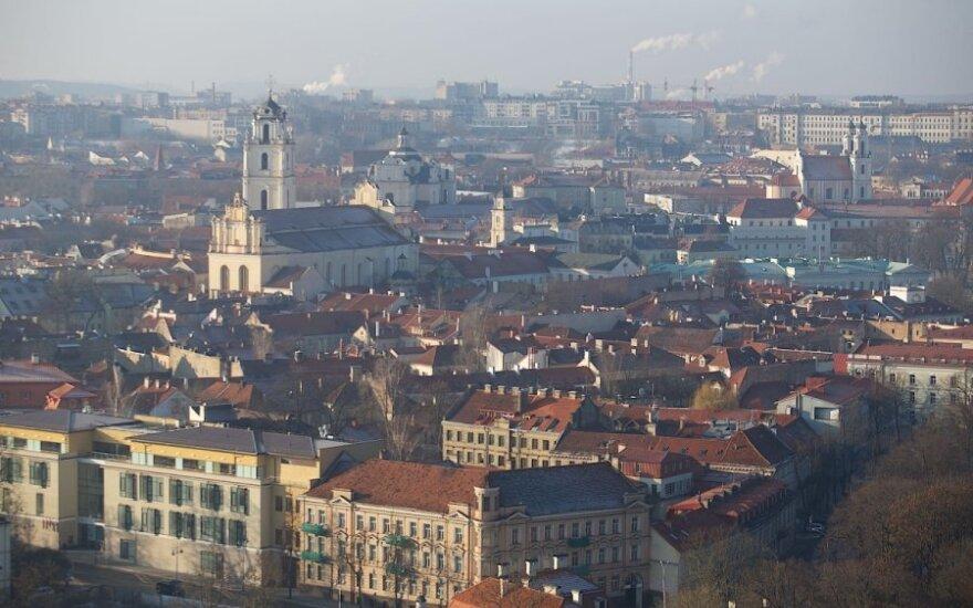 Miestams žadama šviesenė ateitis