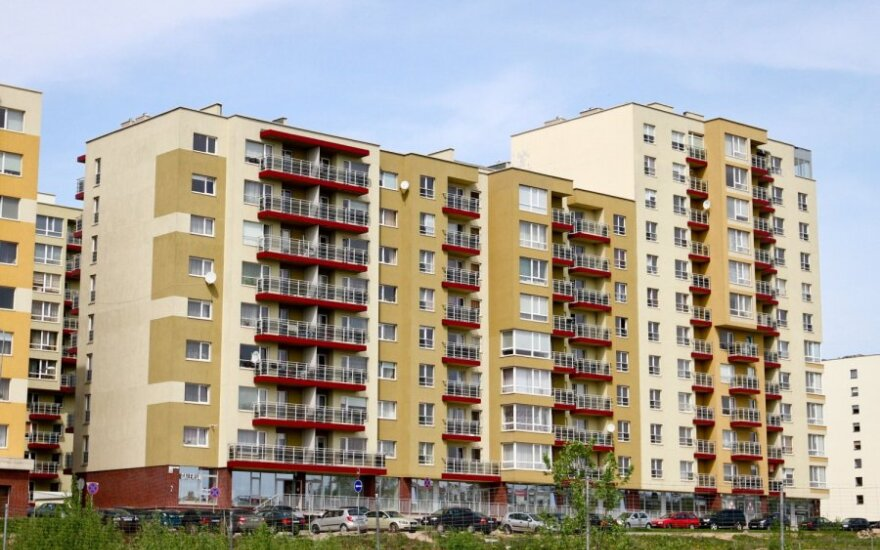 Spadają ceny mieszkań